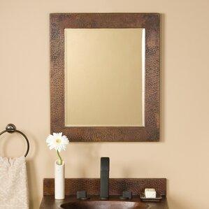 Sedona Rectangle Bathroom Mirror