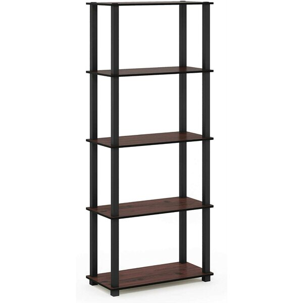 Welty Turn-S Multipurpose Shelf Etagere Bookcase By 17 Stories