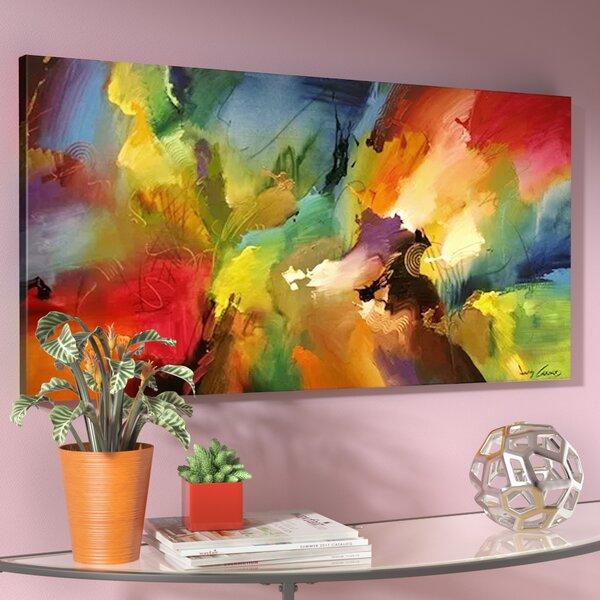 Cosmic Voyage 187 Painting Print By Zipcode Design.