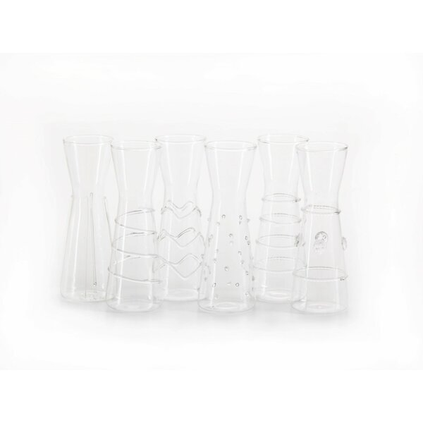 Ivens Carafe Set (Set of 6) by Orren Ellis