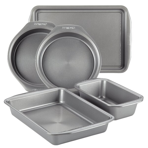 5 Piece Non-Stick Bakeware Set by Circulon
