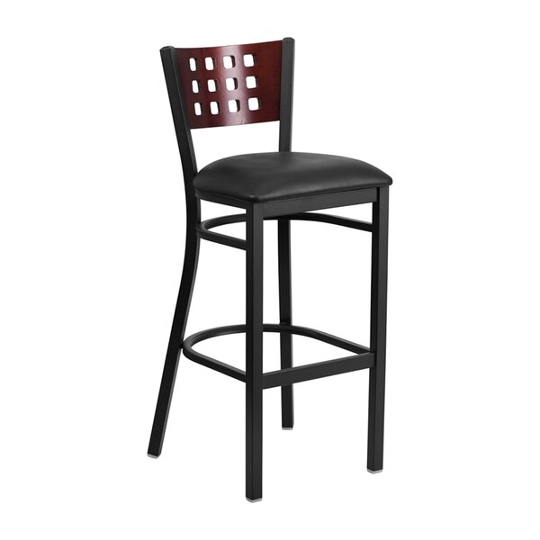 Gwen Bar Stool by Ebern Designs