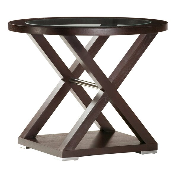 Halifax End Table by Allan Copley Designs Allan Copley Designs
