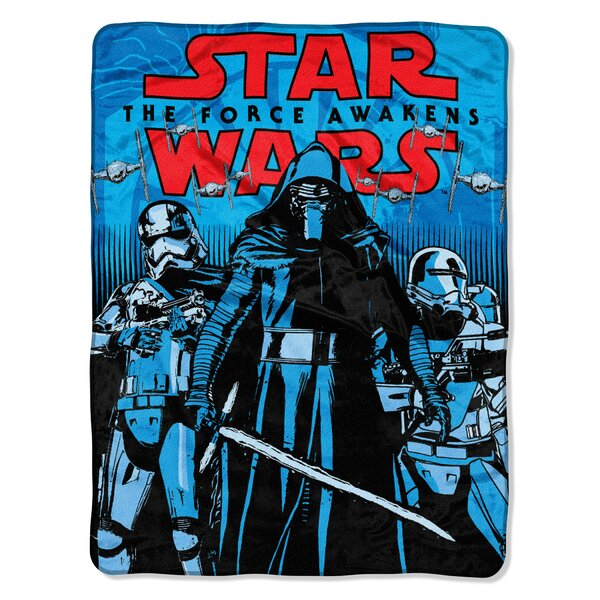 Star Wars EPS 7 First Arrival Throw by Northwest Co.