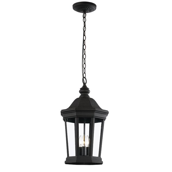 Windridge 3-Light Outdoor Hanging Lantern by Darby Home Co
