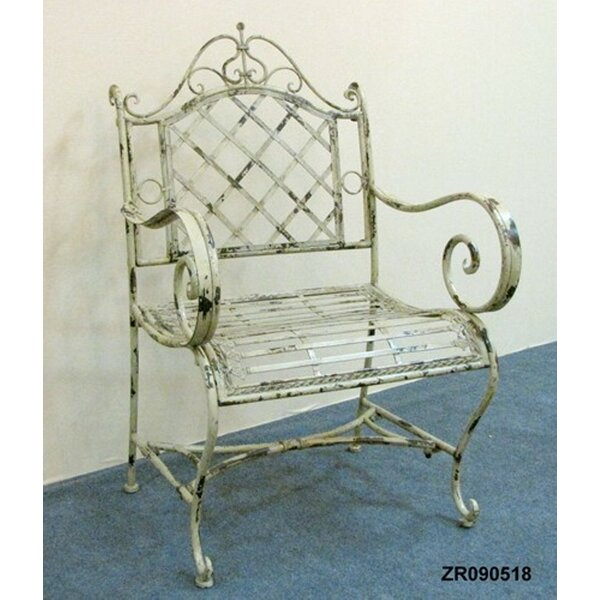 Brie Garden Patio Dining Chair by Ophelia & Co.
