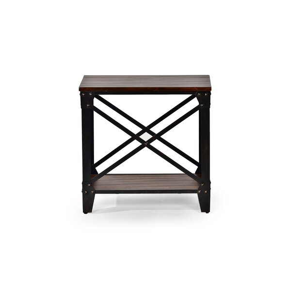 Lawrenceville End Table By Trent Austin Design
