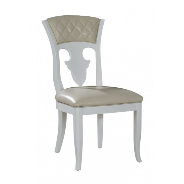 Ohlone Upholstered Dining Chairr by Rosdorf Park