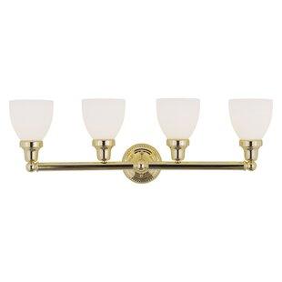 Order Silverton 4-Light Vanity Light By Three Posts