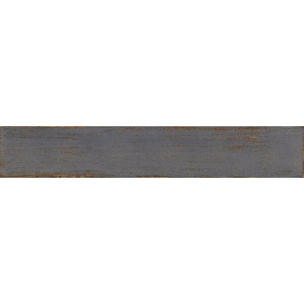Barn 6 x 35 Porcelain Wood Look/Field Tile in Prairie by Emser Tile