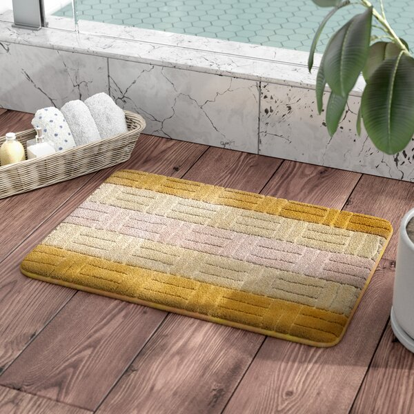 Barbosa Spa Bath Rug by Ebern Designs