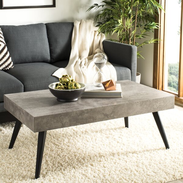 Hemlock Coffee Table by Trent Austin Design