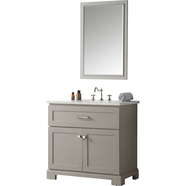 Seigle 36 Single Vanity Set by Gracie Oaks