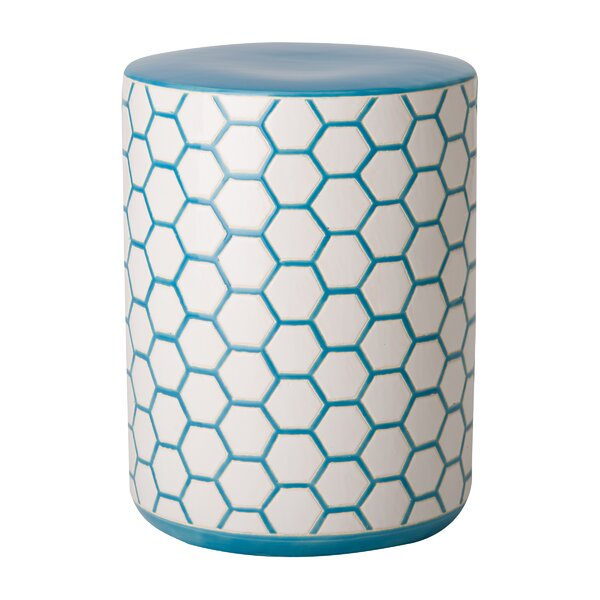 Feltman Beehive Accent Stool by Ivy Bronx