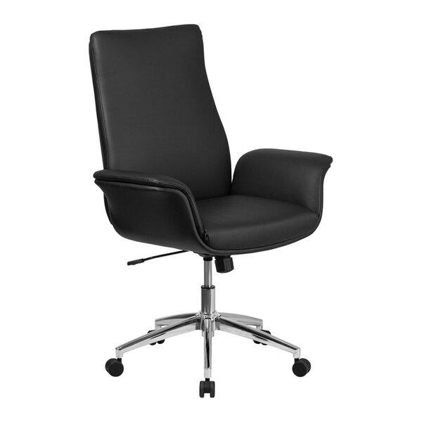 Fuller Mid-Back Swivel Office Chair by Brayden Studio