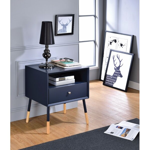 Ferris End Table With Storage By Ivy Bronx