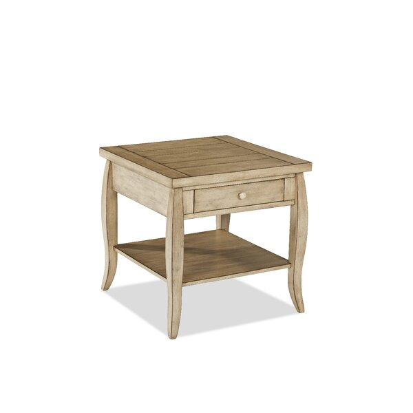 Glen Valley End Table by Klaussner Furniture
