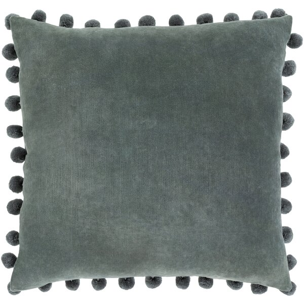 Serengeti Cotton Throw Pillow by Surya