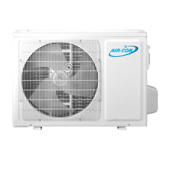 Blue Series 2 12,000 BTU Energy Star Ductless Mini Split Air Conditioner with Remote by Aircon International