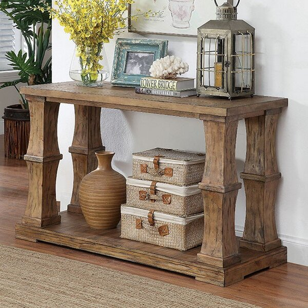 Cheap Price Morrissette Transitional Console Table