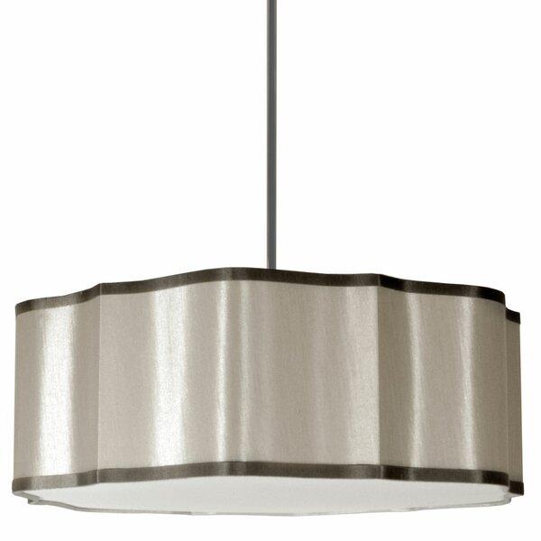 Graham 4-Light Pendant by House of Hampton