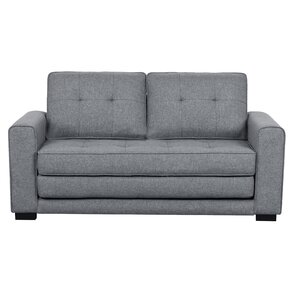 Best Reviews Wrought Studio Duke Sleeper Sofa