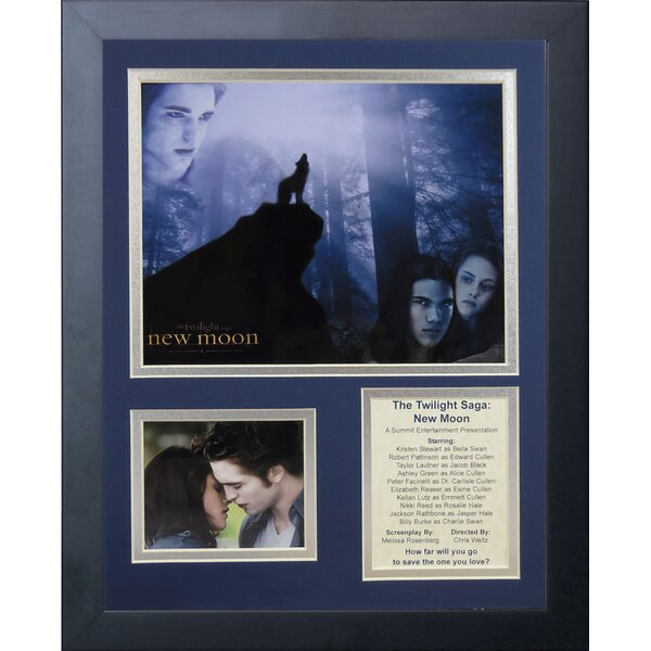 Twilight: New Moon Framed Photographic Print by Legends Never Die