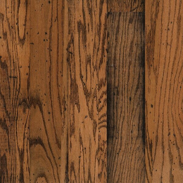 5 Engineered Red Oak Hardwood Flooring in Cimarron by Bruce Flooring