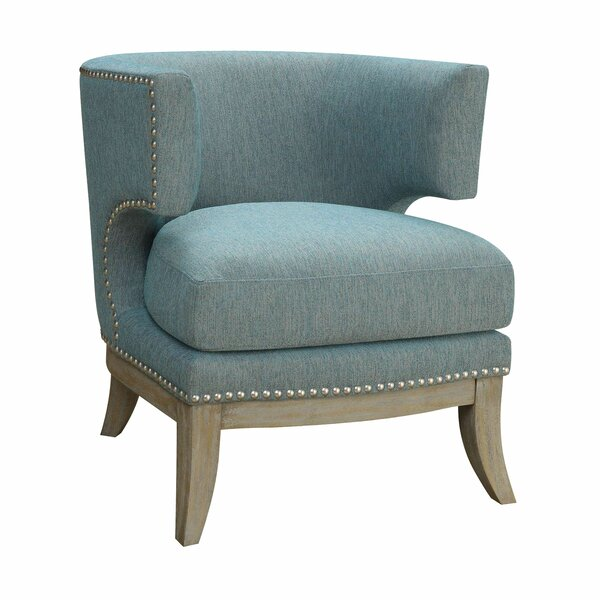 Shepherd's Barrel Chair by Gracie Oaks Gracie Oaks
