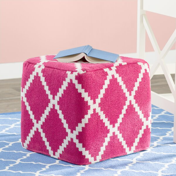 Hattiesburg Diamond Accent Stool by Andover Mills