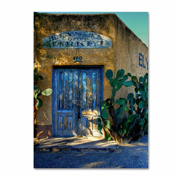 Elysian Grove Market by Lois Bryan Photographic Print on Wrapped Canvas by Trademark Fine Art