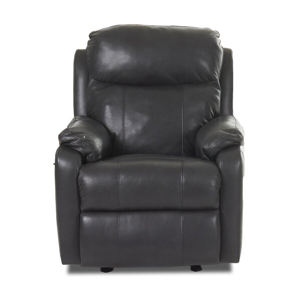 Torrance Foam Seat Cushion Recliner with Headrest and Lumbar Support