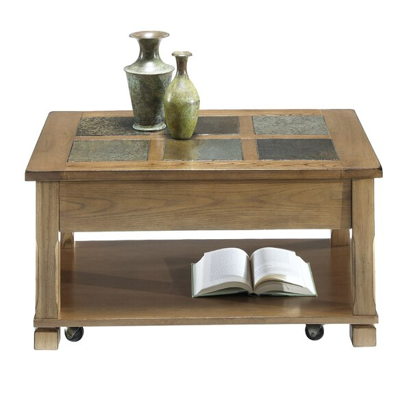 Rustic Ridge Coffee Table by Progressive Furniture Inc.