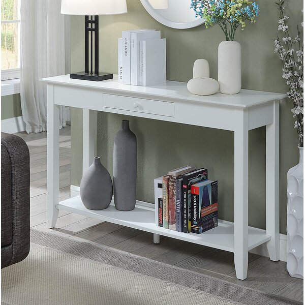 Greenspan Console Table by Three Posts