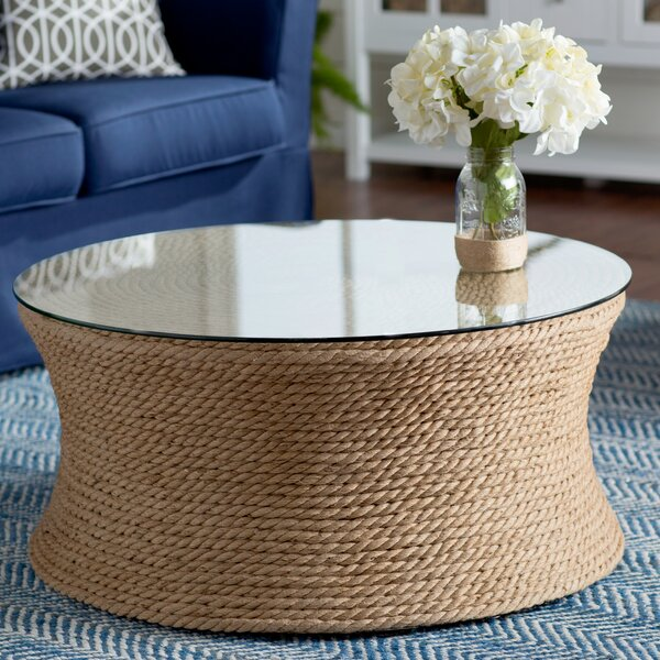 Brinda Coffee Table by Beachcrest Home