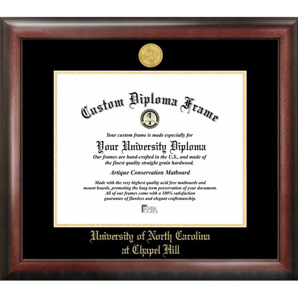 NCAA University of North Carolina, Chapel Hill Diploma Picture Frame by Campus Images