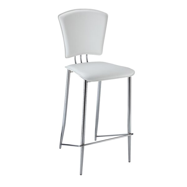 Tracy 30 Bar Stool (Set of 2) by Chintaly Imports