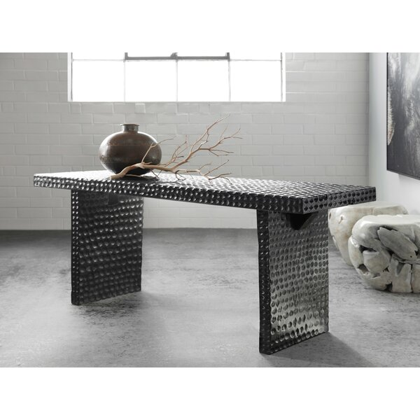 Modern History Home Black Console Tables