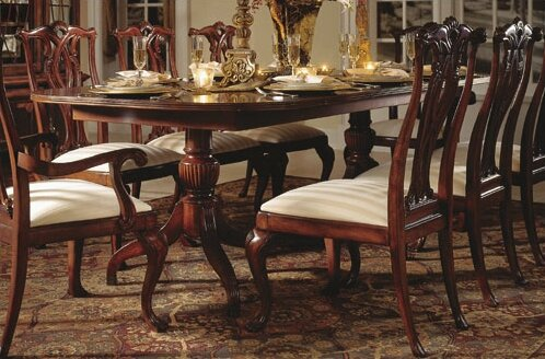 Staas Extendable Dining Table by Astoria Grand
