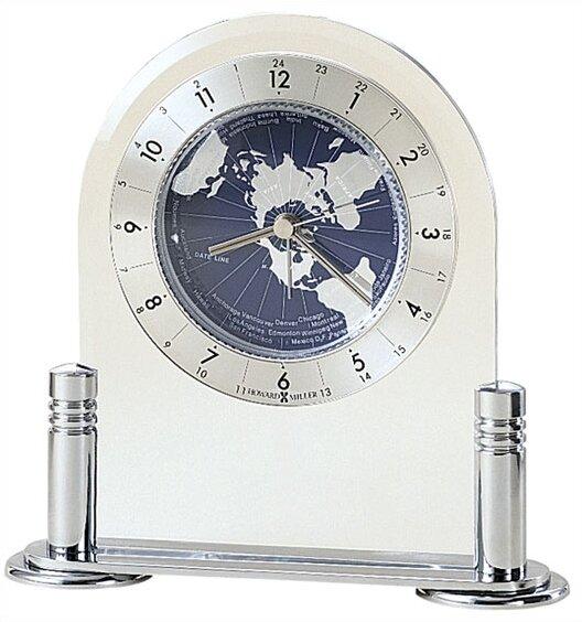 Discoverer Alarm Clock by Howard Miller®