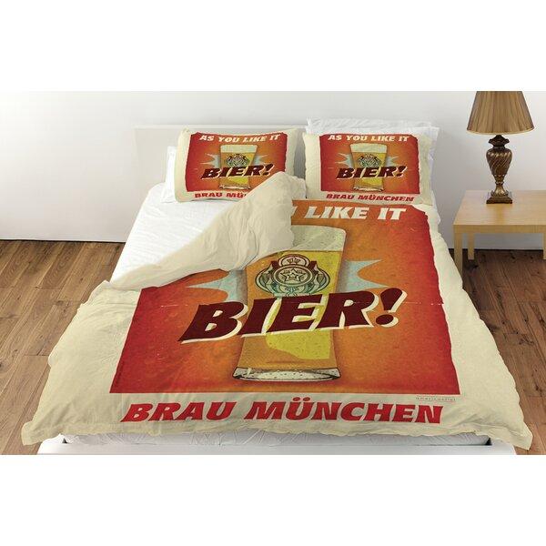 Bier Brau Munchen Duvet Cover Collection