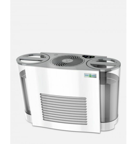 Energy Smart 2 Gal. Evaporative Console Humidifier by Vornado