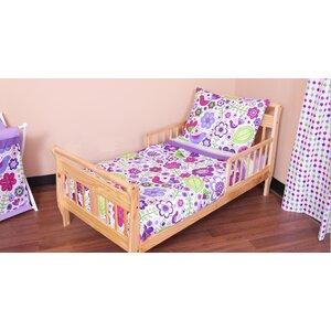 Bainter 4 Piece Toddler Bedding Set