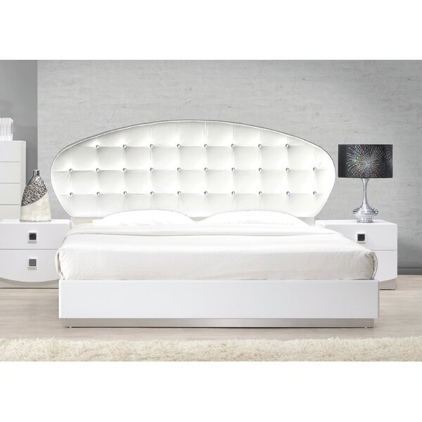 Rachna Upholstered Platform Bed by Orren Ellis