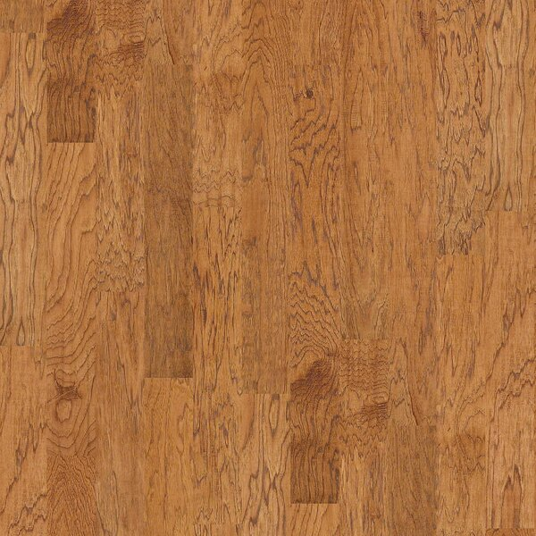 Union 5 Engineered Hickory Hardwood Flooring in Brunswick by Shaw Floors