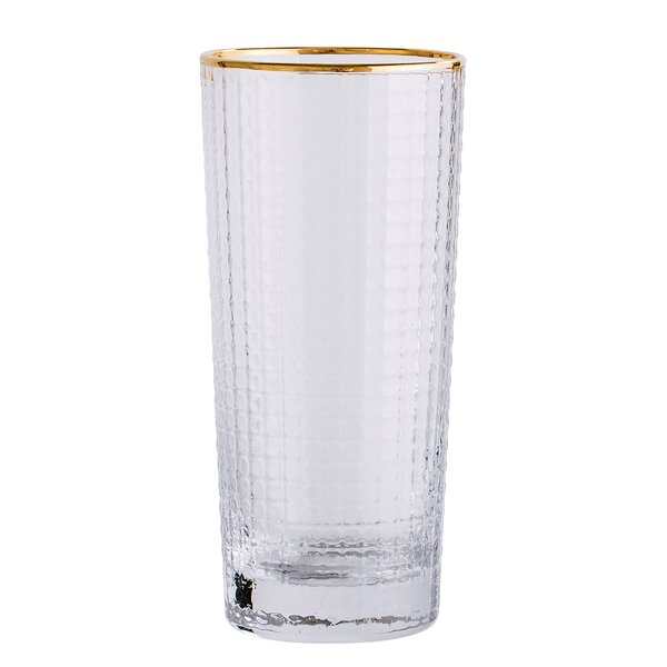 Biller Drinking Glass (Set of 6) by Langley Street