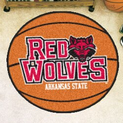 NCAA Arkansas State University Basketball Mat by FANMATS