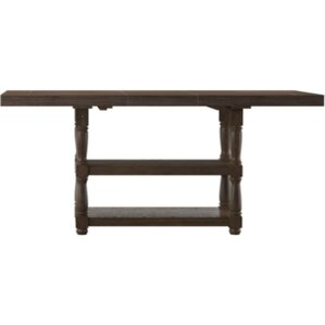 Fortunat Counter Height Extendable Dining Table