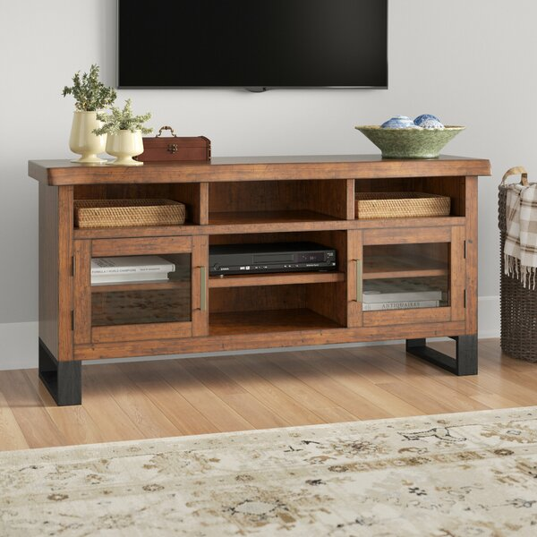 Northam Solid Wood TV Stand For TVs Up To 70