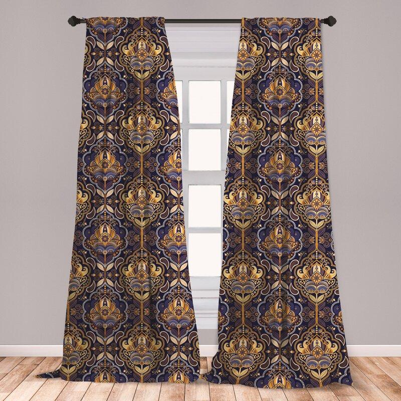 Oriental Antique Pattern